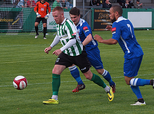 Spartans 1-1 Tonbridge | With thanks to Bill Broadley