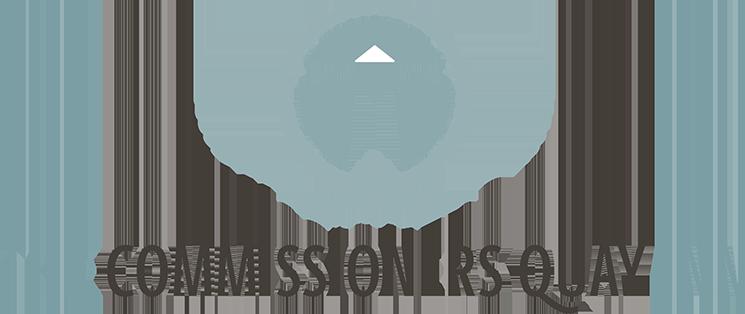 Commisioners Quay Logo