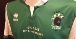 1977/78 Celebrations | Commemorative Shirt Auction Details