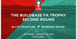 FA Trophy | Spartans host Boreham Wood