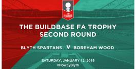 FA Trophy | Spartans host Boreham Wood