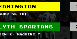 Report   Quickfire Spartans outlast Brakes