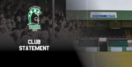 Club Statement | Trio leave Blyth Spartans