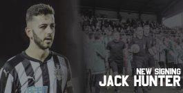 Arrival | Ex-NUFC midfielder Hunter joins