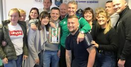 Hospitality | Blyth Spartans honoured to welcome friends and family of Robert and Carol Hardy