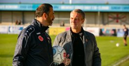 Interview   Lee Clark thanks fans for continued support