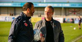Interview | Clark on King's Lynn defeat