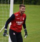 Arrival | Goalkeeper Hemming signs on loan