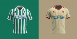 Kit launch | Spartans unveil 20/21 home and away shirts