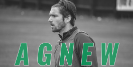 Arrival | Agnew joins Blyth Spartans