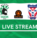 Live stream | York City (H) | National League North