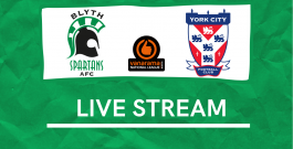 Live stream | York City (H) | National League North