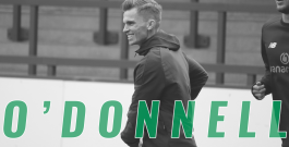 Arrival | O'Donnell joins on season-long