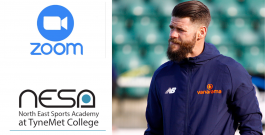 Under-19s   Join our Zoom meeting with Michael Nelson