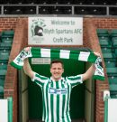 Arrival | Dan Maguire completes Blyth Spartans return