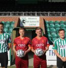 Kit Launch   21/22 home & away kit unveiled