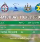 Pre-season 21/22 | Hartlepool & Newcastle United tickets on sale