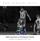 Rearrangement | Spartans host Hartlepool this Saturday
