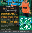 Soccer camps | Book your place for half-term